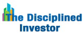 The logo for the Disciplined Investor Podcast